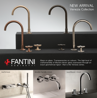 Fantini Faucet Collection