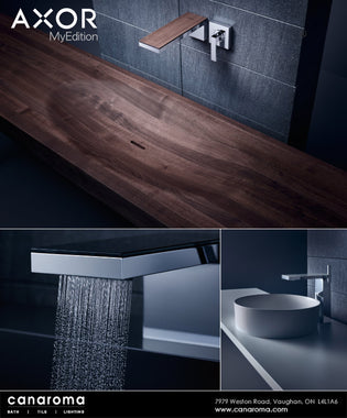 Axor MyEdition Bathroom Faucet Collection