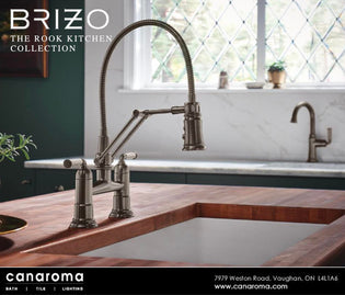 Brizo The Rook Kitchen Collection
