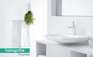 Hansgrohe Bathroom Faucet Collection