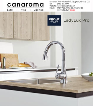 Grohe LadyLux Kitchen Faucet Collection