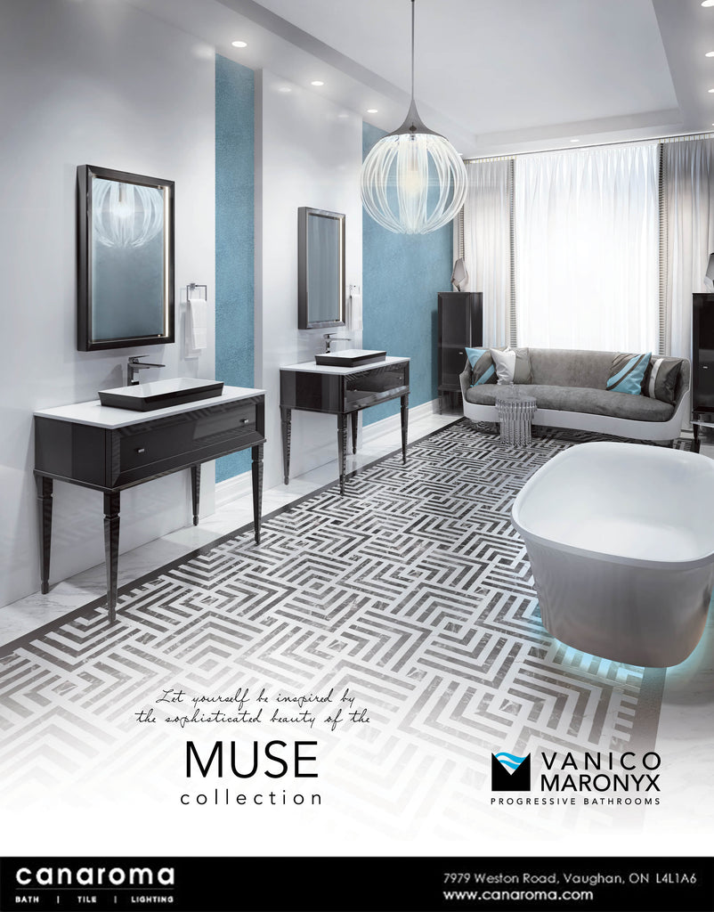 Muse Bathroom Vanity Collection