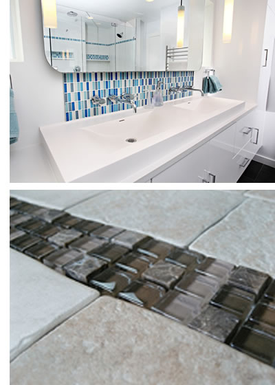 glass tiles, glass mosaic tiles