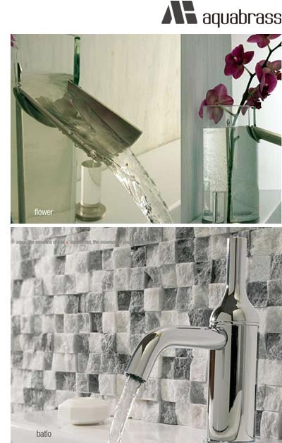 Aquabrass faucets: tub faucets, sink faucets, shower faucets ...
