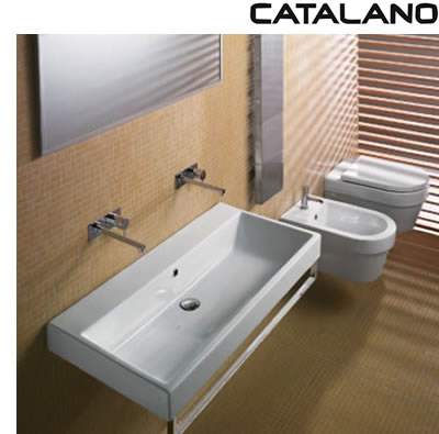 catalano sinks, toilets