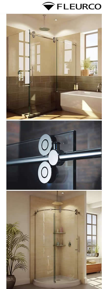 Shower doors, tub doors
