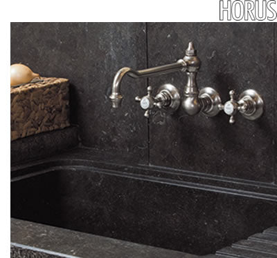 horus faucets, kitchen faucets, traditional faucets
