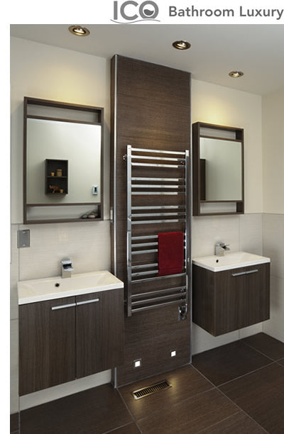 towel warmers, bath accessories