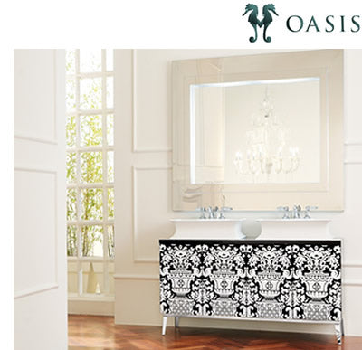 Oasis luxury vanities