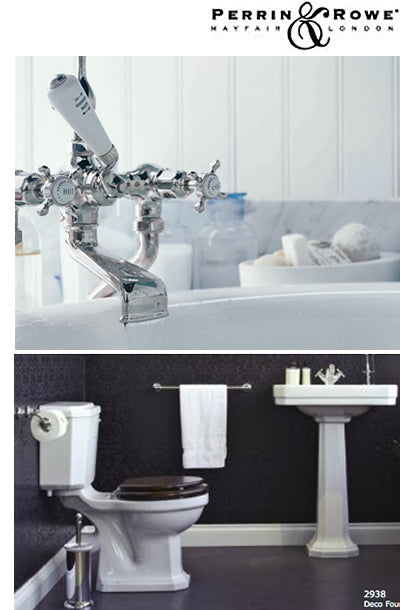Perrin Rowe Faucets, traditional faucets