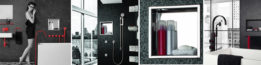 designer faucets, bathroom accessories