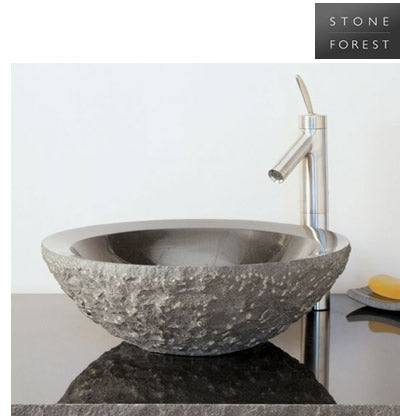 stone forest vessel sinks