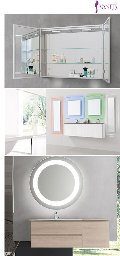 vanity mirros, led mirrors, bathroom mirros