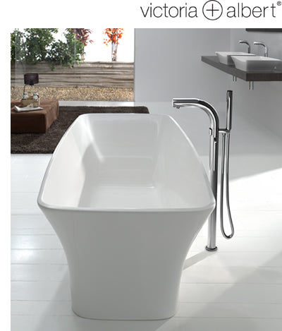 victoria albert bathtubs. solid surface freestanding tubs – canaroma