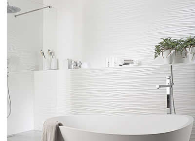 Decorative 3d Tiles Textured Wall Tiles In Porcelain And
