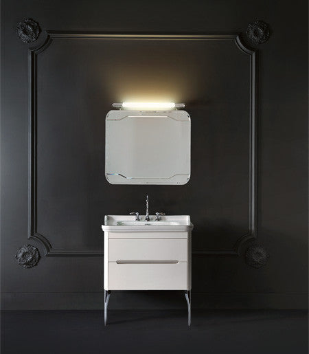 traditional vanity