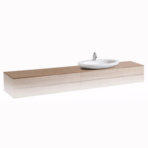 Laufen Bathroom Vanity ILBAGNOALESSI ONE 1