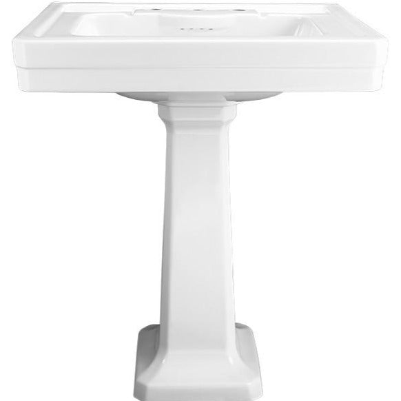 Dxv By American Standard Pedestal Sink Fitzgerald 28