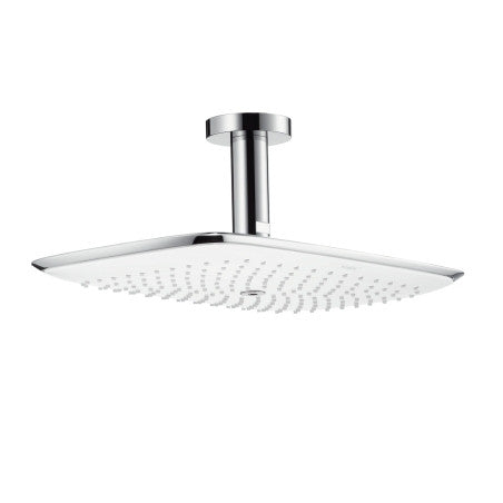 Hansgrohe Rainhead Shower PuraVida 400 Air 1-Jet with Ceiling Connector 100 mm