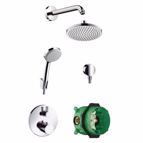 Hansgrohe Shower Set Croma 160