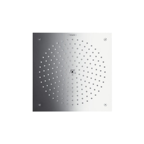 Hansgrohe Rainhead Shower Raindance 260 x 260 mm Air 1-Jet EcoSmart 9 l/min