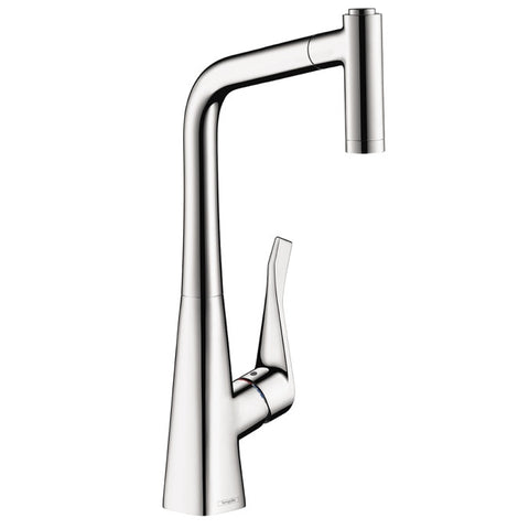 hansgrohe kitchen faucet