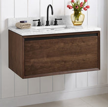 wall hung vanities