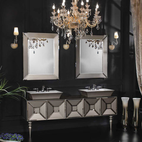 Armadi Art Fiaba Double Sink Vanity