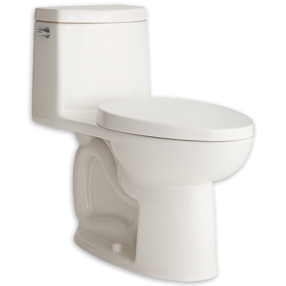 American Standard Loft Right Height Elongated One- Piece Toilet