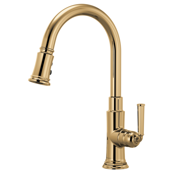 Brizo Kitchen Faucet Rook Pull Down