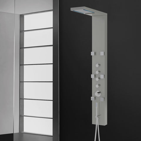 AquaMassage Shower Column PD-890-S/SS