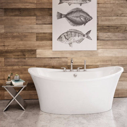 Maax Bathtub Ariosa Freestanding