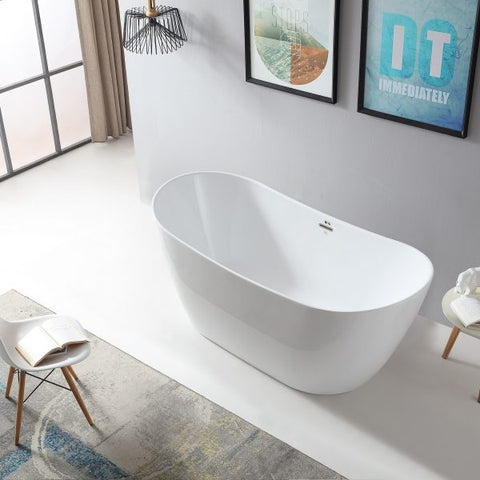 Bagno Italia Bathtub Bellagio Freestanding 66