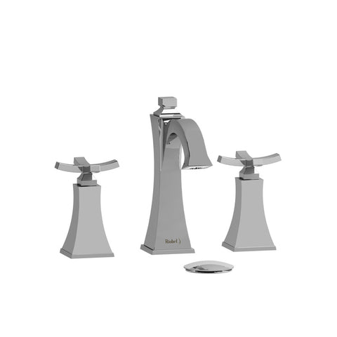 Riobel Bathroom Faucets Eiffel Cross Handle