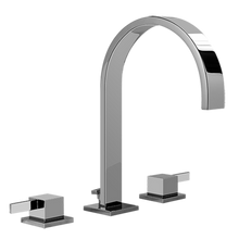 GRAFF Bath Faucet Qubic Tre Widespread