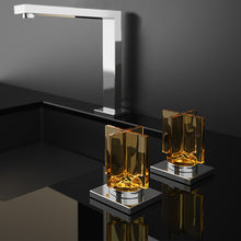 Glass Design Handles Glamorous Regents King