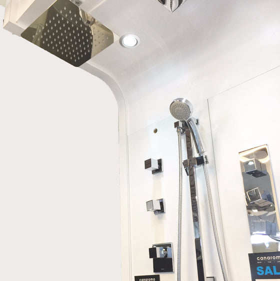 GRAFF Shower Kit M-Series Square