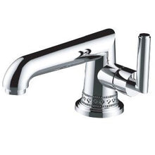 Vissoni Bath Faucet Guilloche Quatrefoil Jeweled
