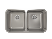 Prochef by Julien Kitchen Sink ProInox E200 Double Bowl Undermount