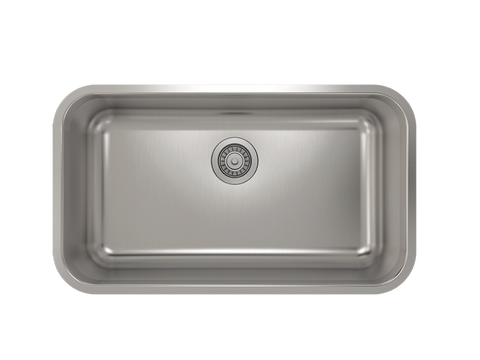 Julien Prochef Kitchen Sink ProInox E200 Single Bowl Undermount