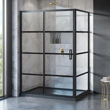 Fleurco Latitude Shower Door Two-Sided