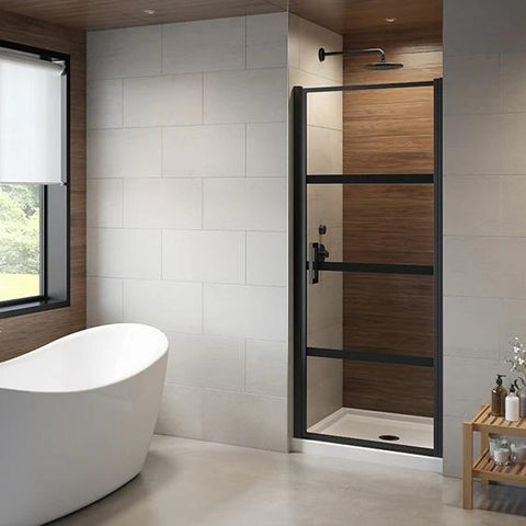 Fleurco Latitude Pivot Shower Door