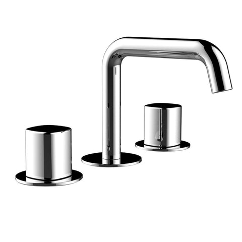 Fantini Bathroom Faucet Lamé Three-hole