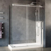 Fleurco Novara Plus Shower Door Two-Sided CW