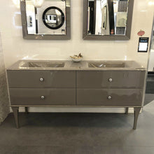 Aquos Bath Vanity Perla Double Sink