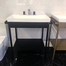 Arius Bath Vanity Plus Single Sink Black