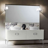 Cerasa Bathroom Vanity Double Sink Play Collection