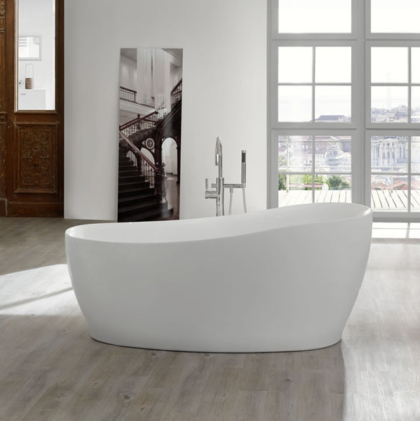 knief tub relax freestanding canaroma bath tile