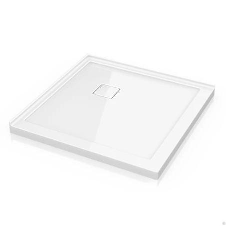 Fleurco Shower Base ALC Square Corner Base