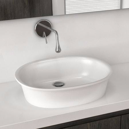 Wetstyle Above Counter Bathroom Sink TULIP